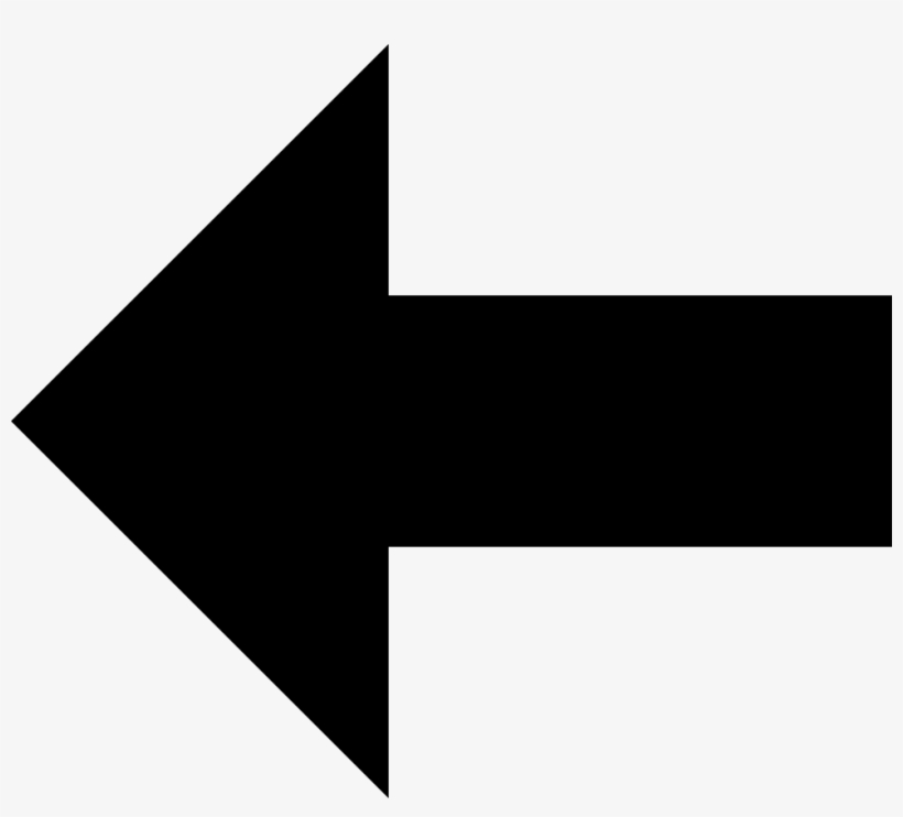 Arrow Pointing To Left Side Svg Png Icon Free Download - Arrow Pointing Left Png, transparent png #1173524