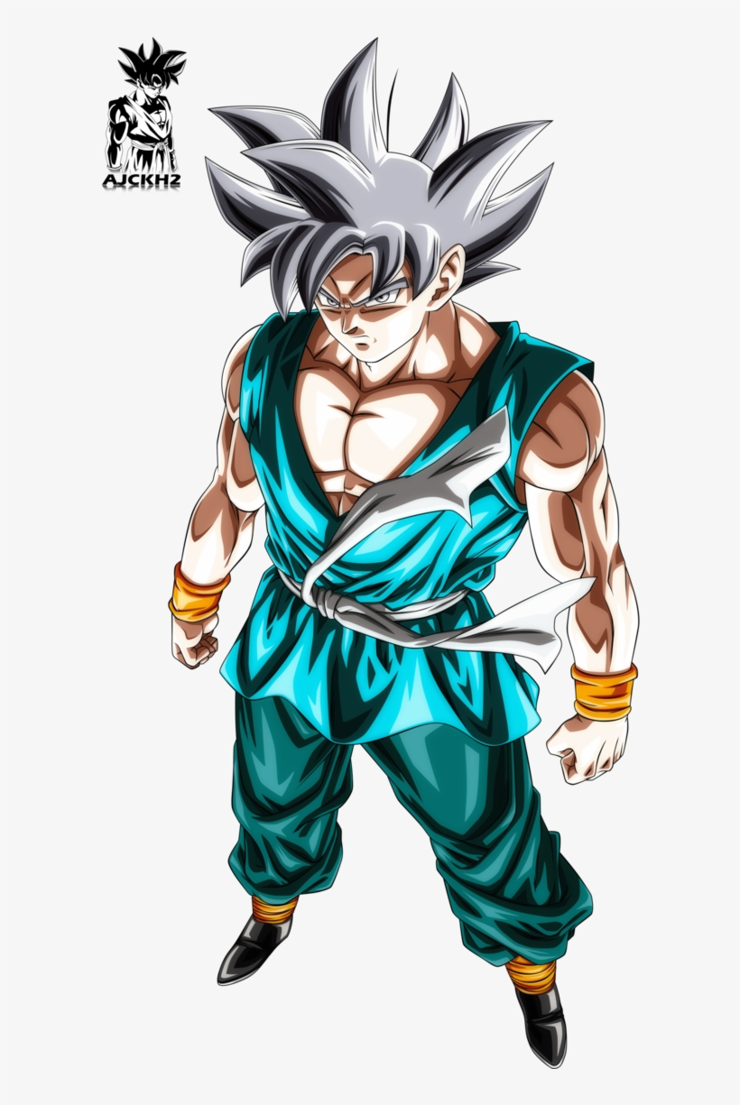 Kamehameha Drawing Mastered Ultra - Goku Gt Mastered Ultra Instinct, transparent png #1175516
