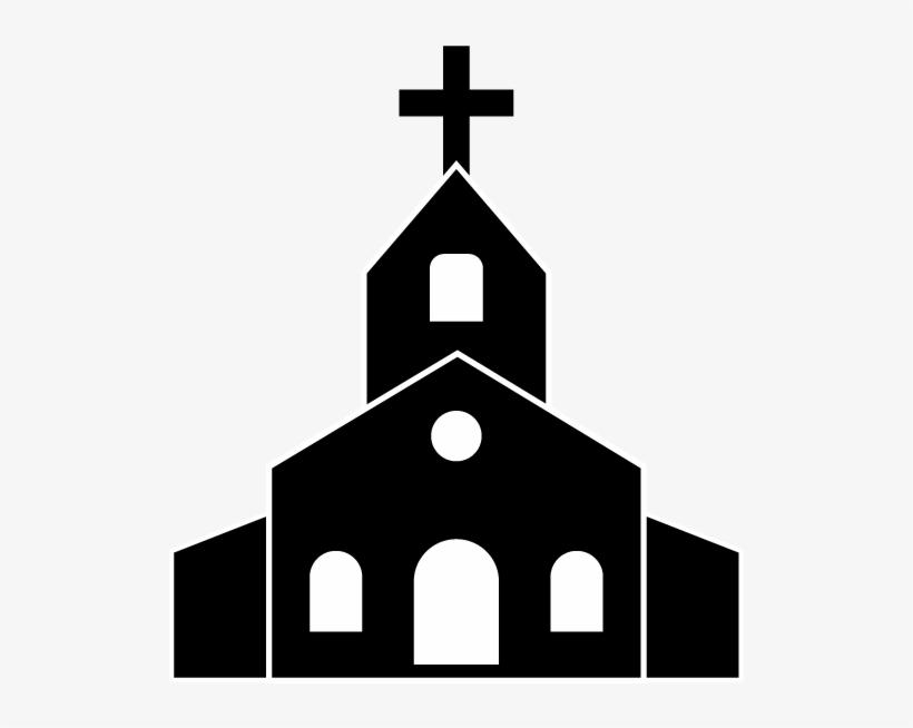Church Drawing Clip Art Church Clipart Black And White Free