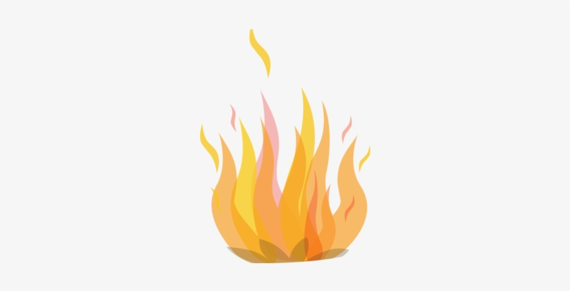 Fire Download Flame Drawing Conflagration - Clipart Fire, transparent png #1178519