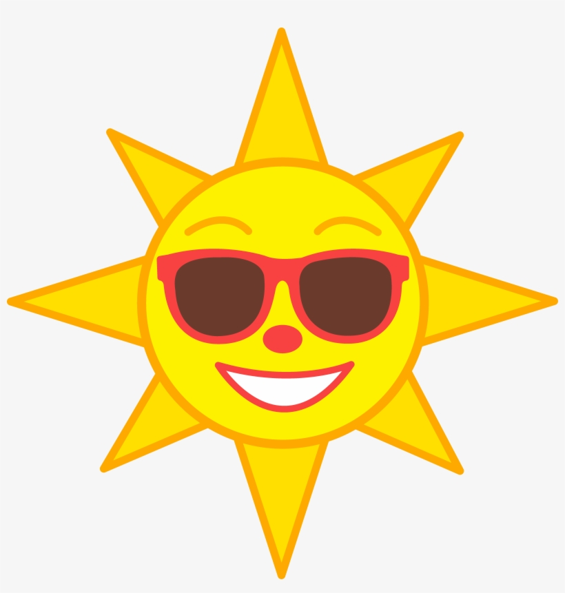 Sun Happy Clip Art - Summer Pool Party Clip Art, transparent png #1179349