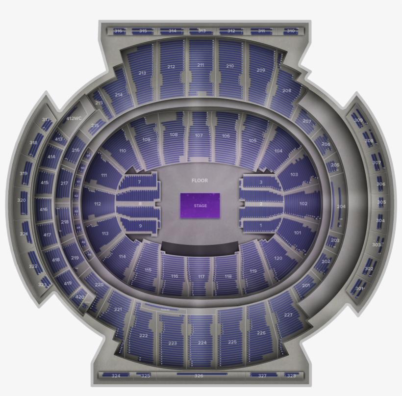 Migos At Drake With Migos At Madison Square Garden - Madison Square Garden, transparent png #1179367