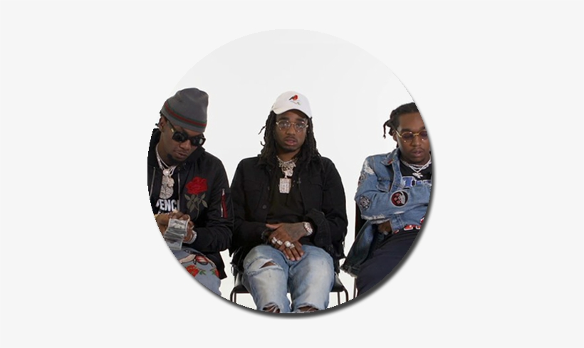 """""""a Tour De Force Tribute To A Century Of Scary Clowns - Migos Over Under Gif, transparent png #1179437"""