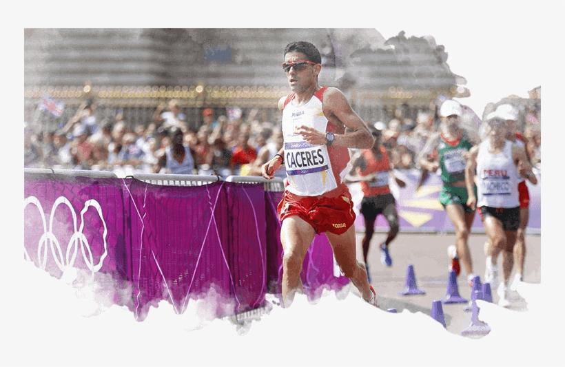 ¿qué Sabes De Los Juegos Olímpicos De Verano - Sport Of Athletics, transparent png #1181954