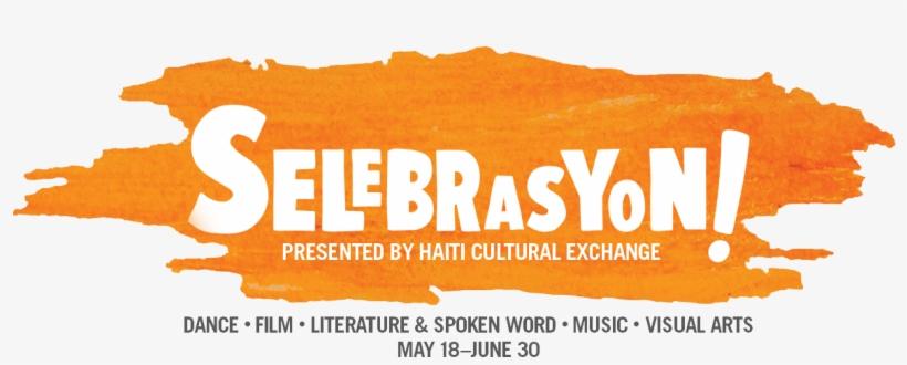 Selebrasyon Logo&info Orangebg - Cultural Exchange Dance Banner, transparent png #1182960