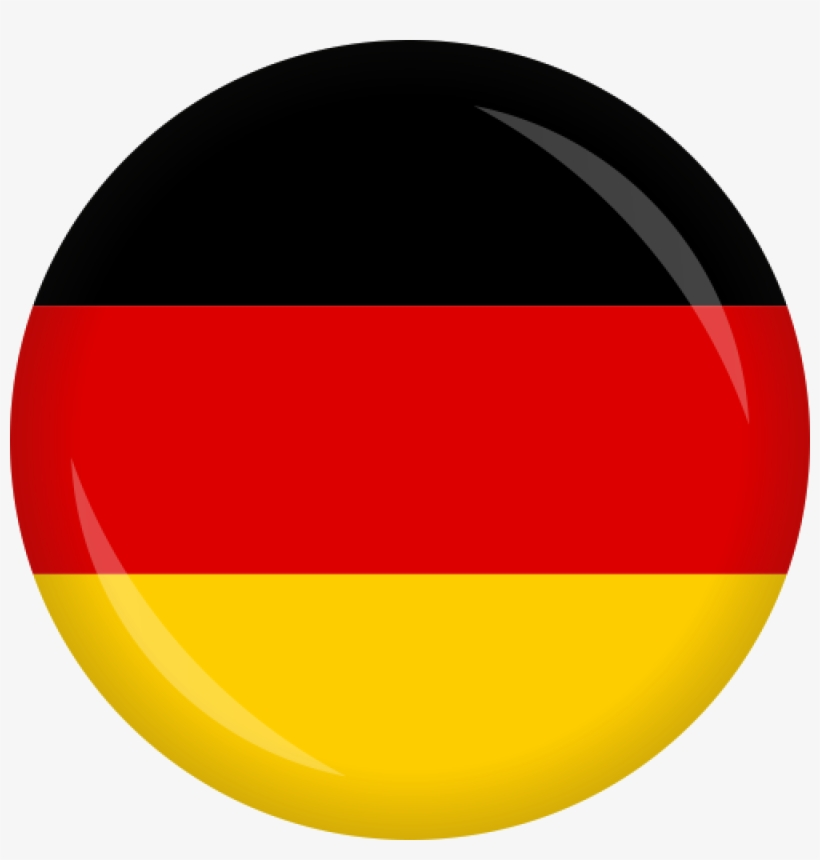Germany Clipart World Flag - Germany Icon, transparent png #1184037