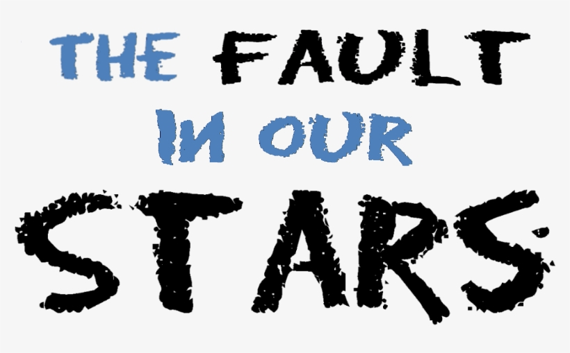 The Fault In Our Stars Film Review - Fault In Our Stars Bookmark, transparent png #1184680