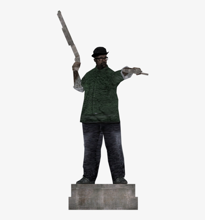 Big Smoke Png Png Black And White Download - Big Smoke Small Smoke, transparent png #1186183