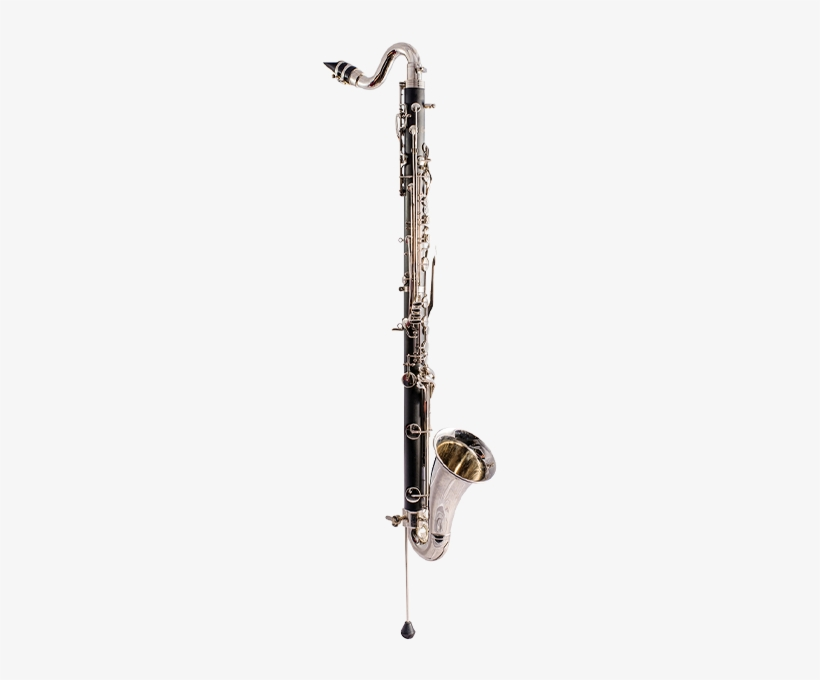 Giardinelli Gbc-301 Student Series Bass Clarinet - Bass Clarinet Transparent, transparent png #1186812