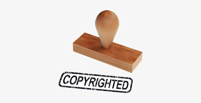 Copyright Notice Of Robertson Seniors - Promote Your Book Without Using Social Media Ebook, transparent png #1190311