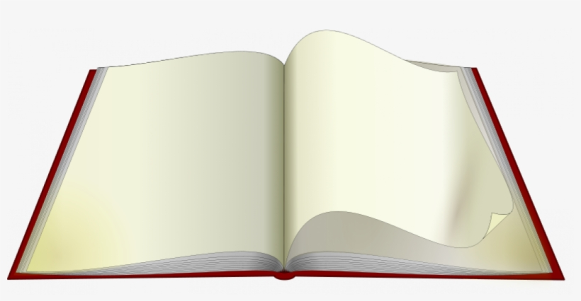 Open Book Vector Graphics - Imagen De Un Libro Abierto Png, transparent png #1190610