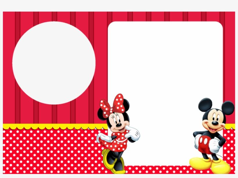 Convite Minnie Png Clipart Minnie Mouse Mickey Mouse Convites Da