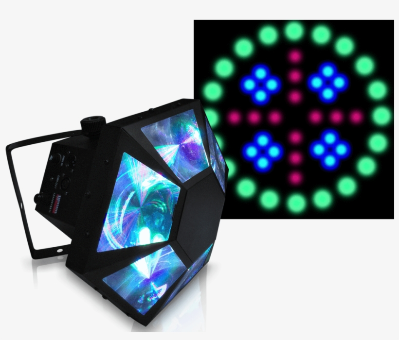 Technical Pro Dmx Dj Multi Led - Technical Pro Pro Dmx Dj Multi Beam Led, transparent png #1191749