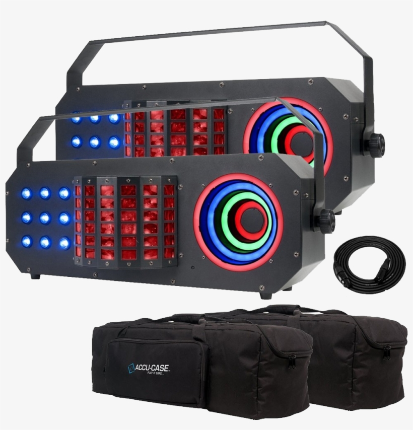 Create Pure Lighting Excitement For Any Event With - American Dj Boom Box Fx1, transparent png #1192129