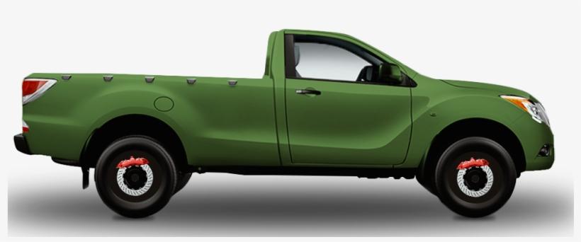 18 Dec 2017 - Dacia Pick-up, transparent png #1192488