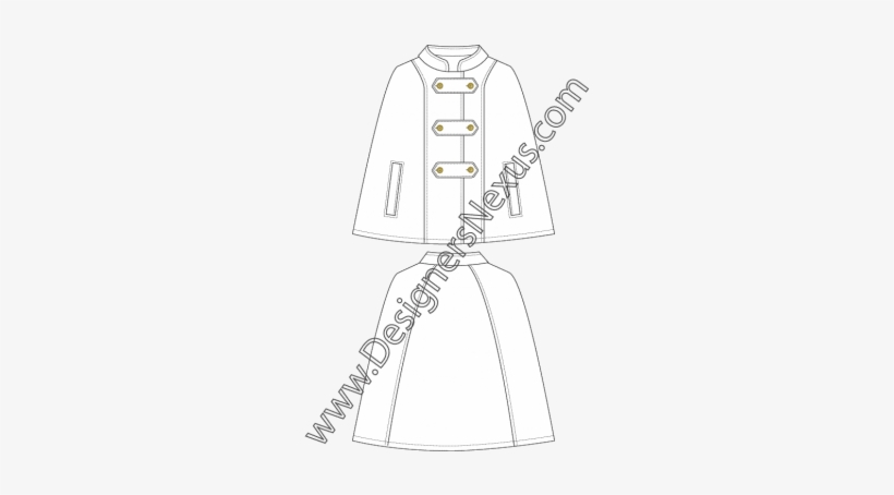 Clipart Free Apron Drawing Sketch