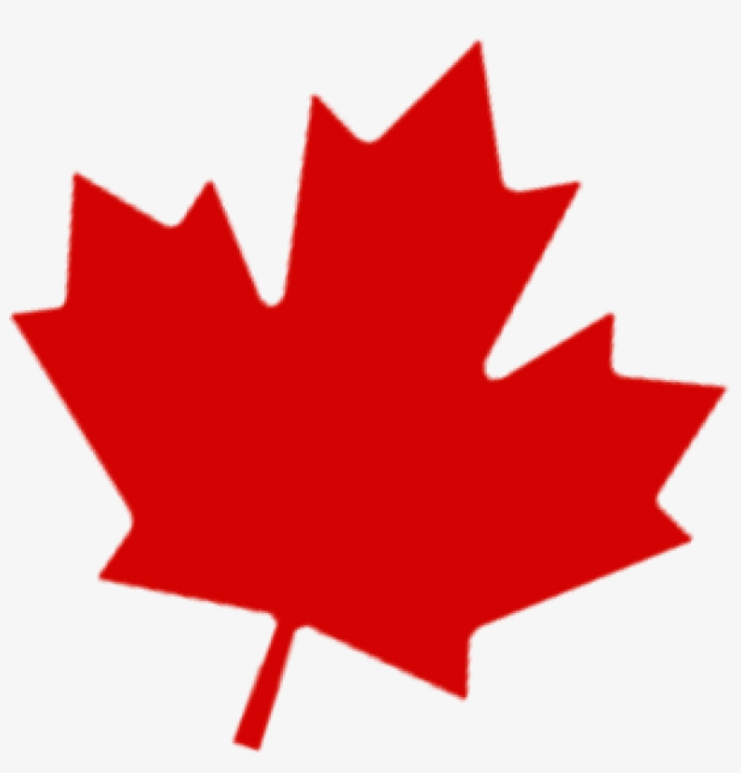 Free Png Canada Leaf Free Png Images Transparent - Canadian Maple Leaf Png, transparent png #1194224