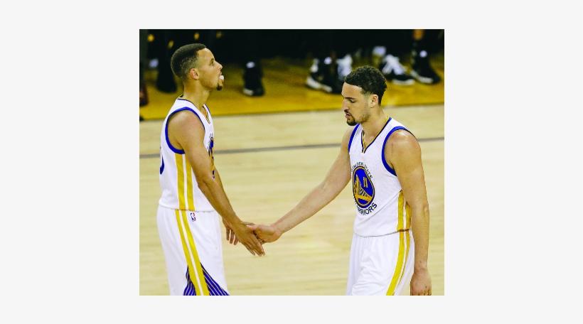 Stephen Curry Y Klay Thompson Encabezaron La Ofensiva - Basketball Player, transparent png #1195888