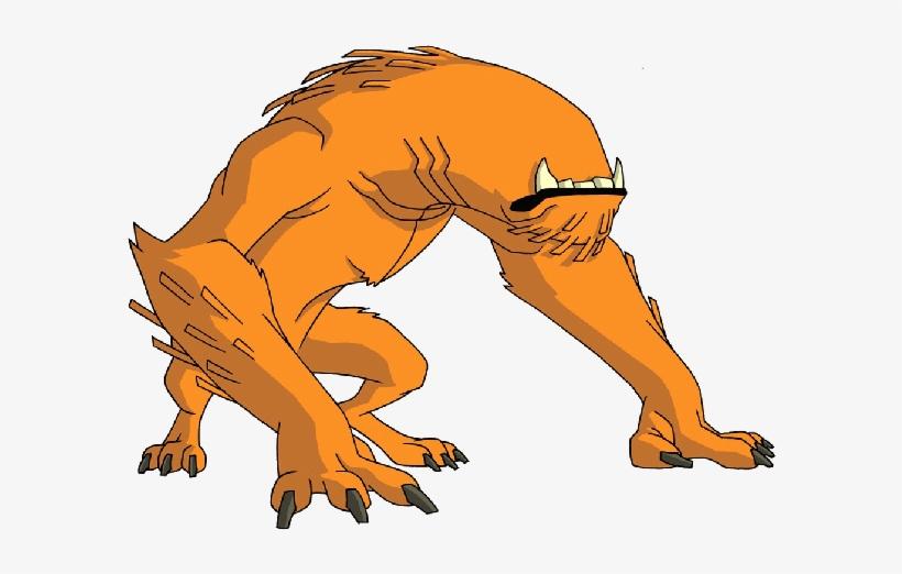 Ben 10 Alien Characters Ben 10 Aliens Wildmutt Free Transparent Png Download Pngkey