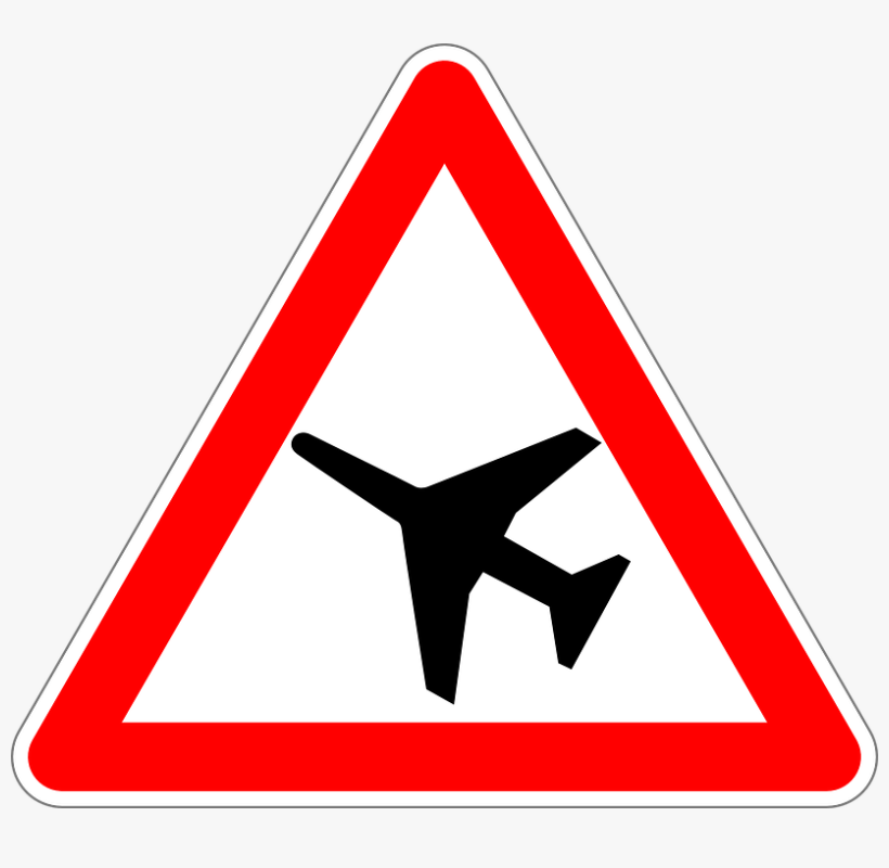 Traffic Sign, Sign, Slippery Road, Road Sign - Wild Animal Traffic Sign, transparent png #1198966