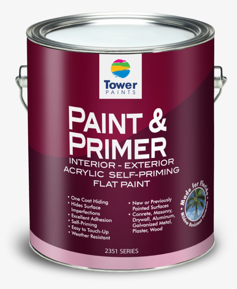 1 Gal Paint&primer Red - Glidden High Endurance Plus Exterior Flat Paint, 1, transparent png #121564
