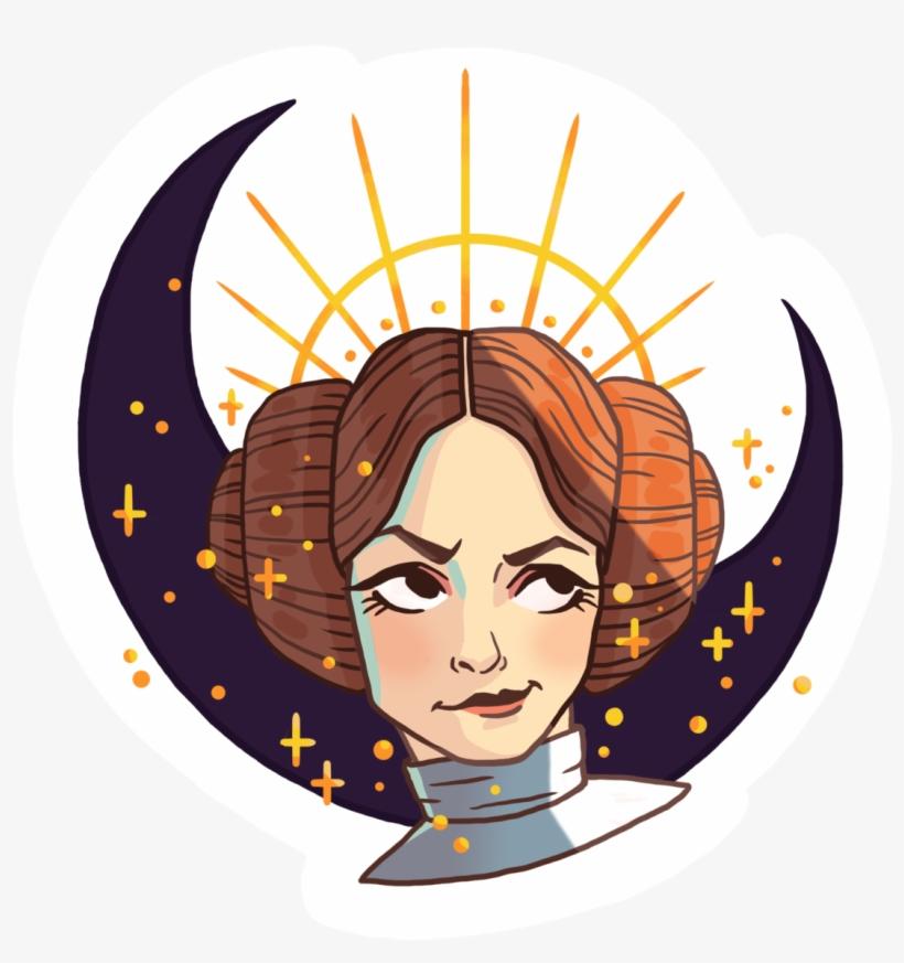Star Wars Designs From An Upcoming Sticker Set - Sticker Star Wars, transparent png #122277