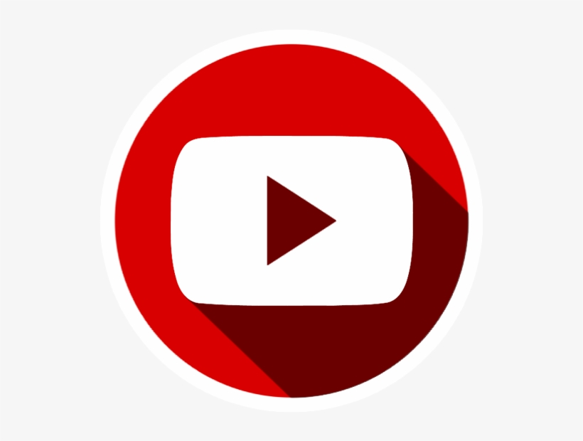 Youtube-logo - Youtube Play Icon Circle, transparent png #122302