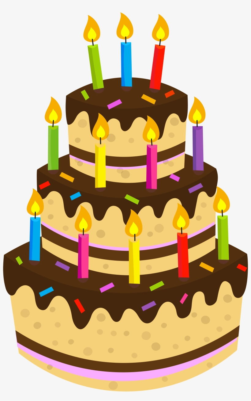 Birthday Cake Png Clip Art Image Gallery Yopriceville Birthday