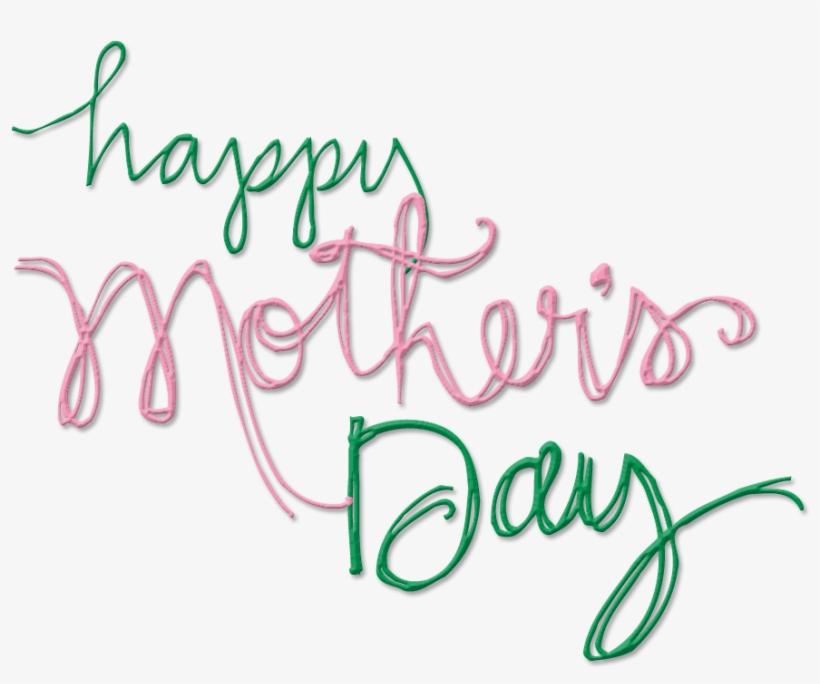 Lebanon Clipart Mother's Day - Happy Mother's Day Png, transparent png #125981