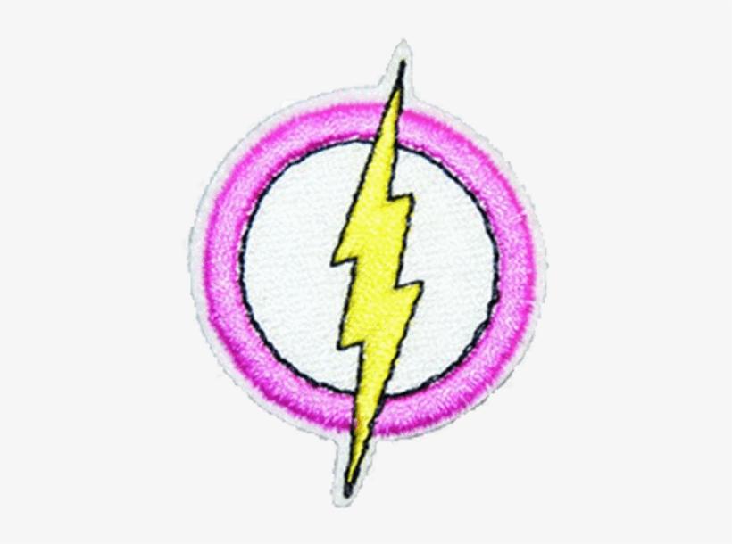 Lightning Bolt - Lightning Bolt Patch Png, transparent png #126844