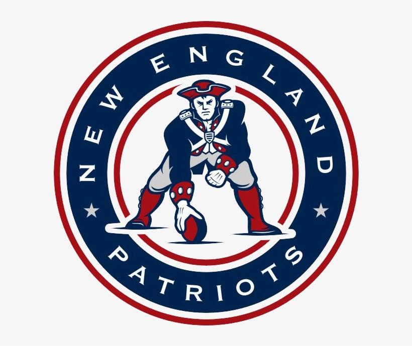 New England Patriots Png Hd - New England Patriots Logo Concept, transparent png #126892