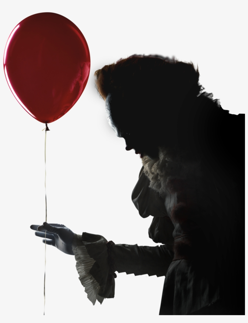 Balloon Transparent Pennywise Pennywise Png Free Transparent Png Download Pngkey