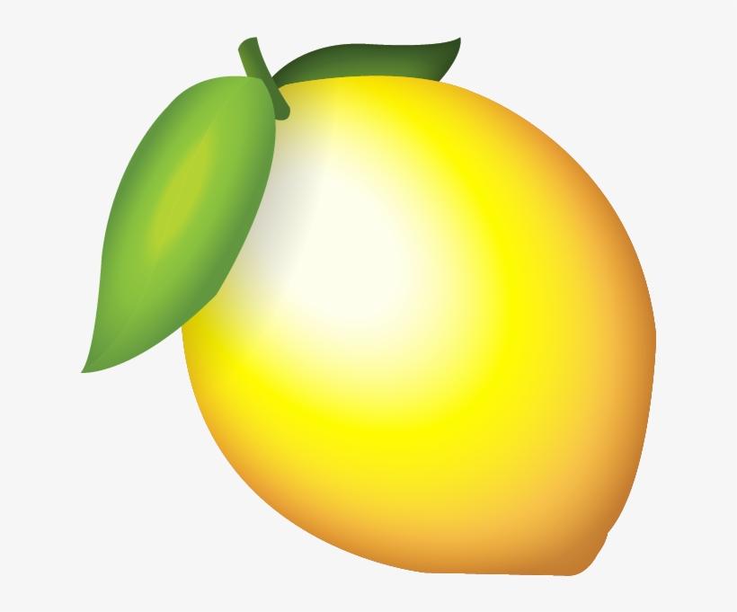 Lemon Emoji Png Banner Free Download Lemon Emoji Png Free