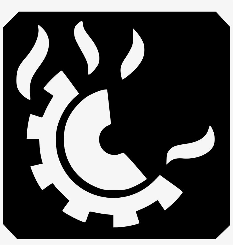 Open - Fire D Class Symbols, transparent png #127259