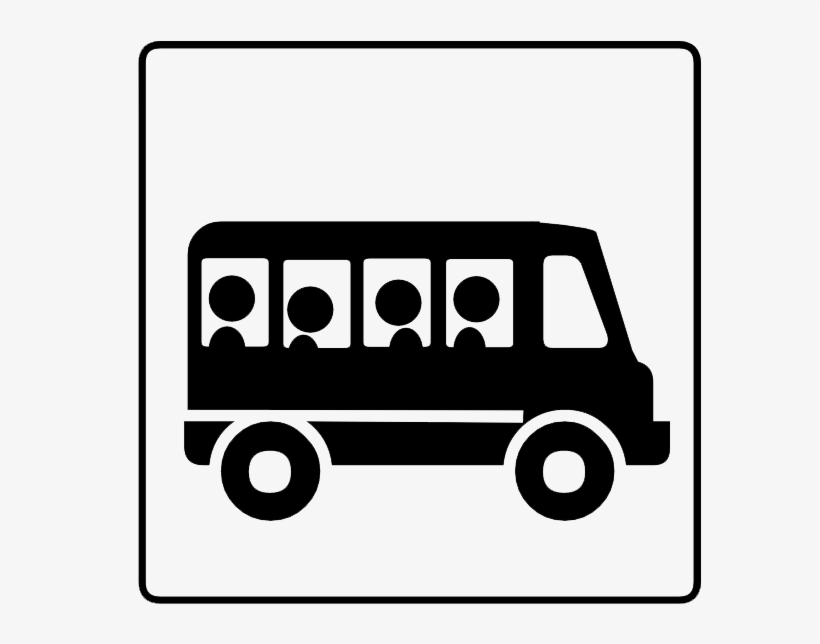 School Bus Icon Png, transparent png #127938