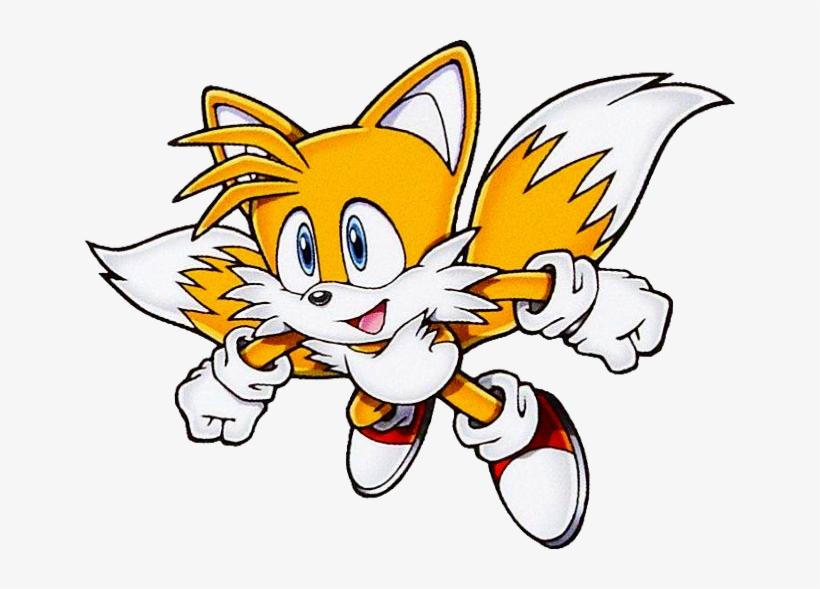 Sth 2d Tails Fly Sonic 2d Tails Png Free Transparent Png