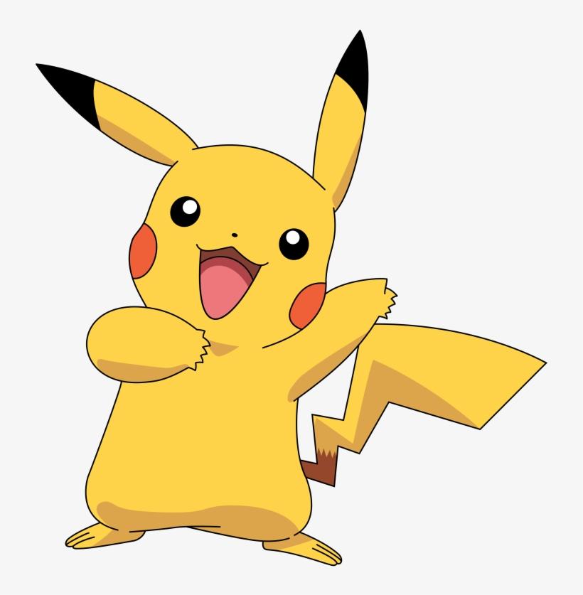 Pikachu Pokemon Yellow - Pokemon Pikachu, transparent png #129289