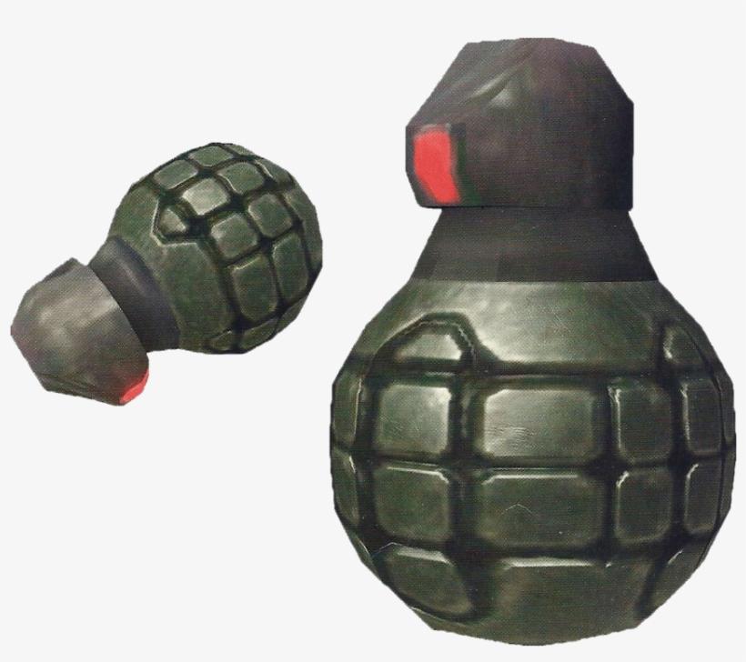 Frag Grenade Png Graphic Freeuse Library - Halo 3 Frag Grenade, transparent png #129482