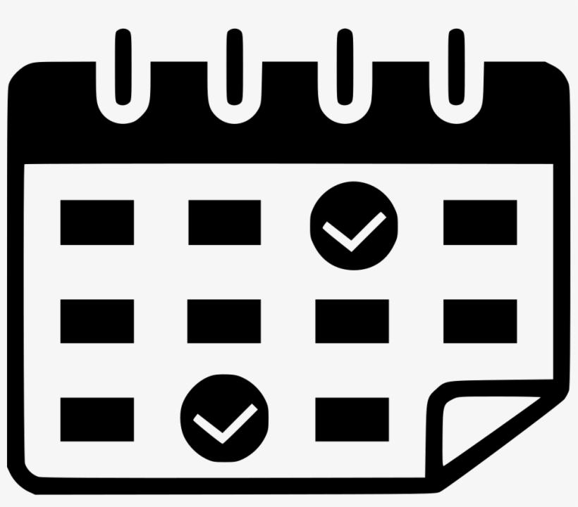 Calendar Estimate Milestones Comments - Icon Estimate, transparent png #129729