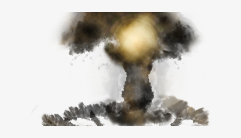 Profile Cover Photo - Explosion Nuclear Gif Png, transparent png #129789