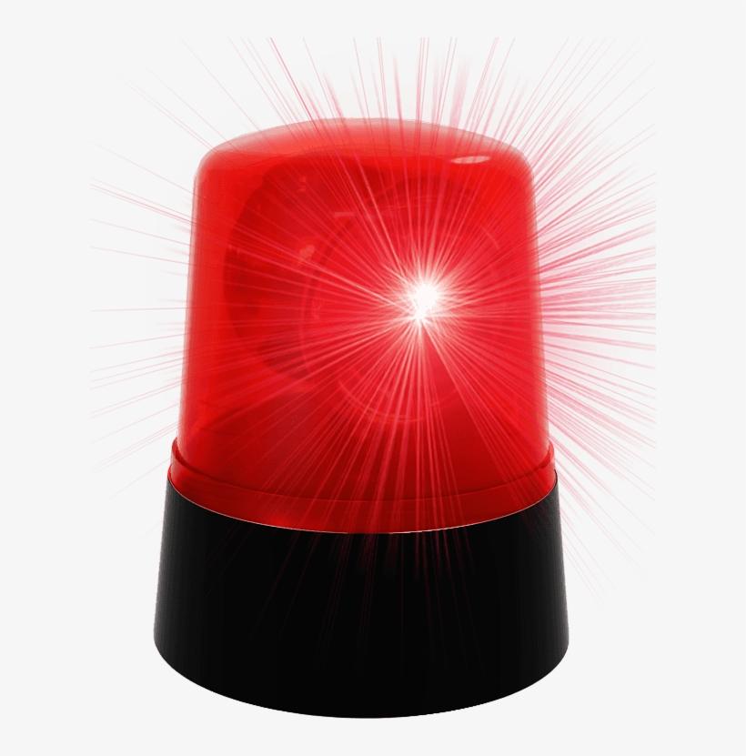 Flashing Red Light >> Mini Police Light Red Flashing Red Light Png Free Transparent