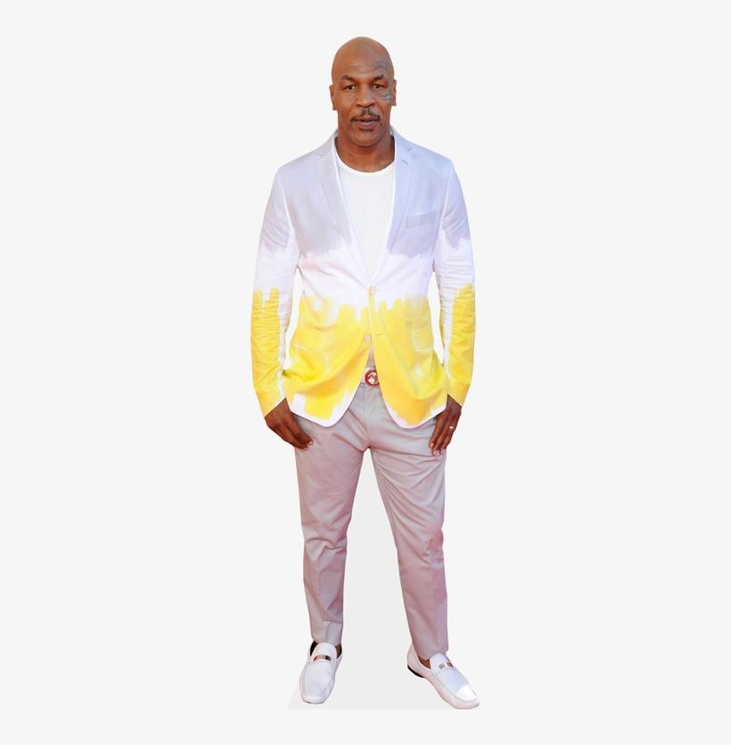 Mike Tyson Cardboard Cutout - Celebrity Cutouts Mike Tyson Life Size Cutout, transparent png #1203736