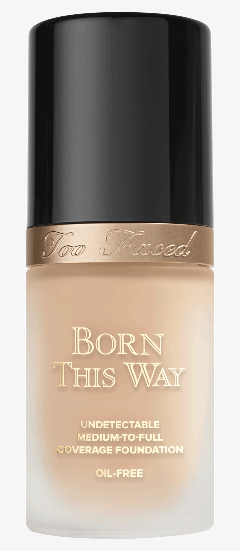 Born This Way Foundation - Two Faced Foundation Born This Way, transparent png #1203814