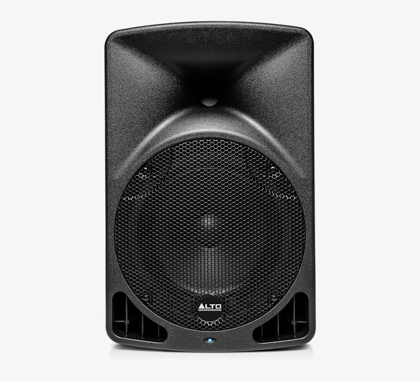 Front - Alto Professional Tx8 2-way Active Pa Loudspeaker -, transparent png #1205153