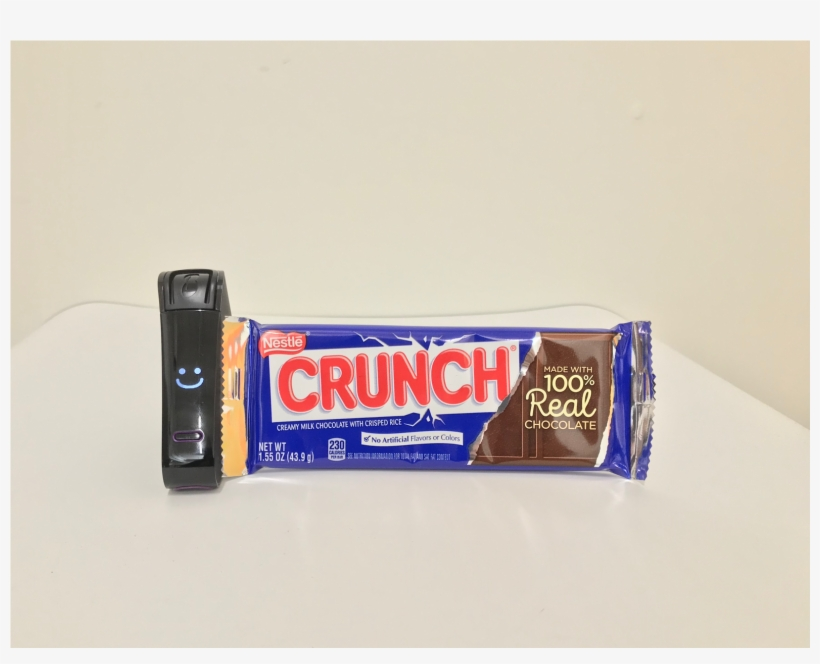 Nestle's Crunch Bar - Crunch Candy Bar, King Size - 18 Pack, 2.75 Oz Bars, transparent png #1205702