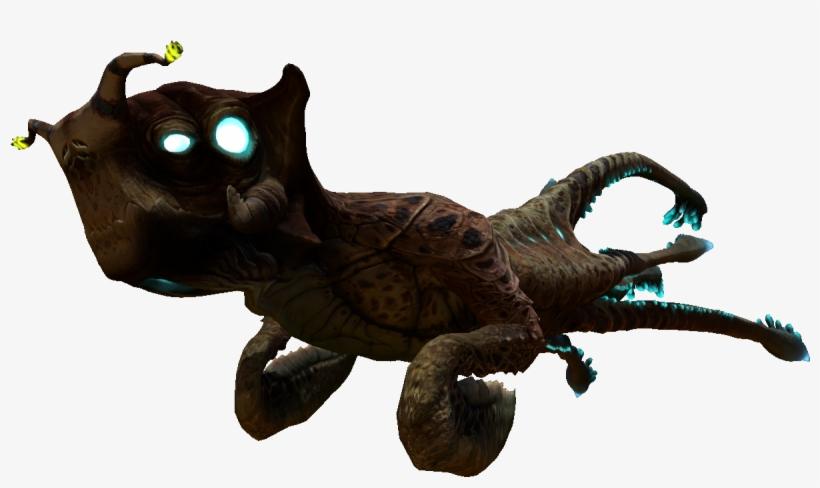 Sea Emperor Baby - Subnautica Emperor Leviathan Baby - Free