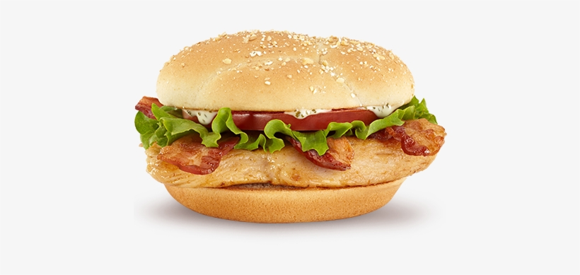 Cooking Clipart Grilled Chicken Sandwich - Mcdonalds Grilled Chicken Ranch Blt, transparent png #1208083