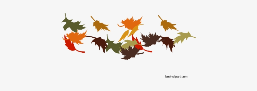 Fall Leaves On Ground, Free Png Clip Art - Fall Leaves On The Ground Clip Art, transparent png #1209747