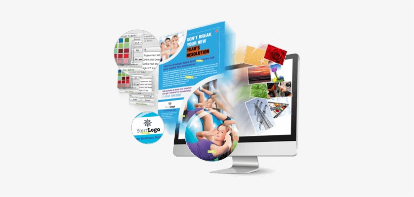 make your own flyers online