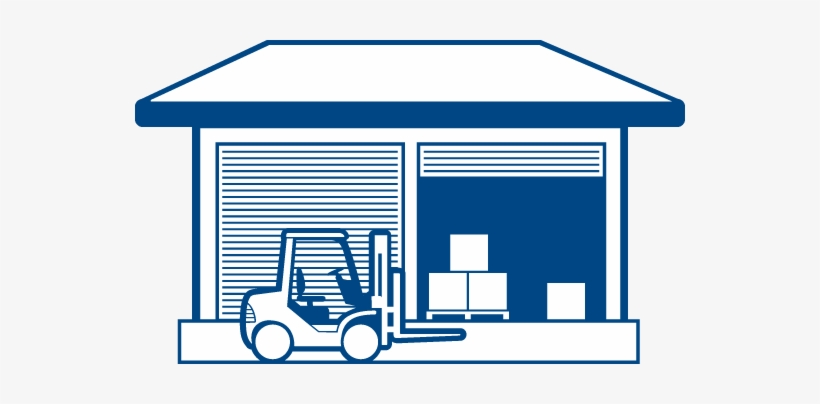 Icon Warehouse Distribution Warehouse Icon Free
